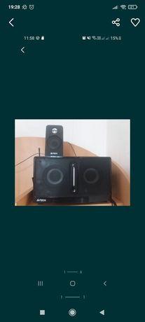 Продам сабуфер  4tech