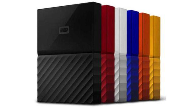 HDD Внешние жесткие диски 120гб-2тб, новые и с минимальным пробегом