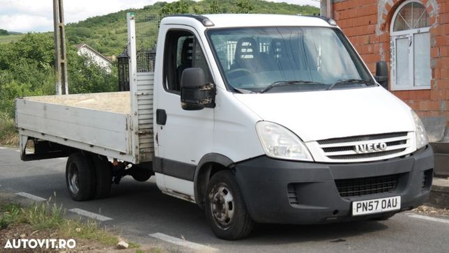 Iveco Daily 35c12 an 2007, 2.3 Hpi (Diesel)