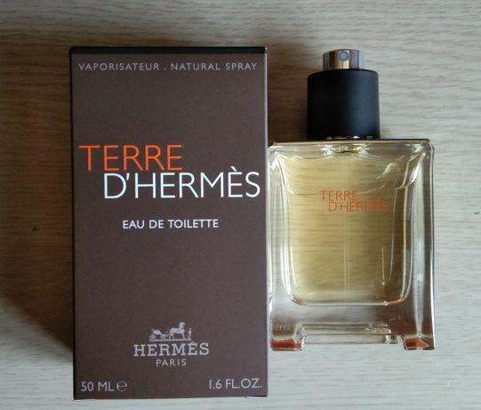 Продам туалетную воду Terre D'Hermes