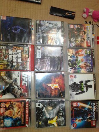 Продам игры на PS3 большой выбор дисков
