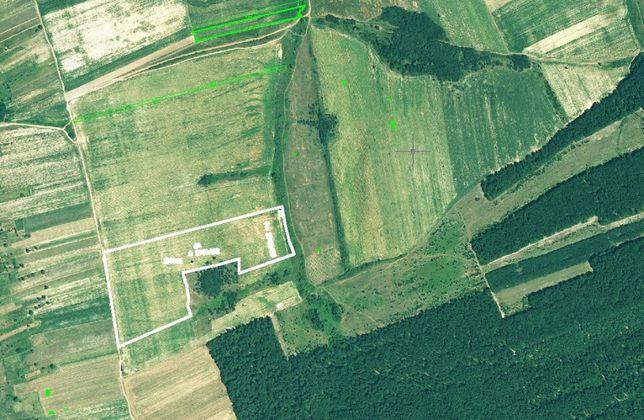 Vand teren agricol >15 Ha +Padure(1Ha)