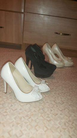 Летние туфли по доступной цене