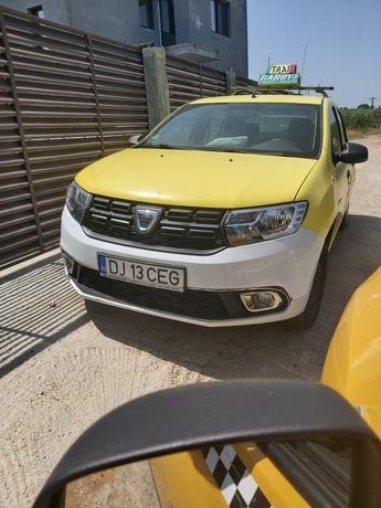Taxi logan se vinde cu loc sau fara