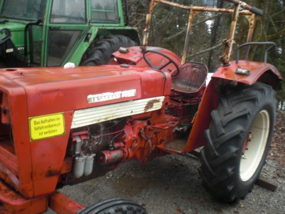 Piese tractor Case 624