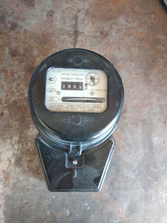 Счётчик электрический, на дачу или в гараж