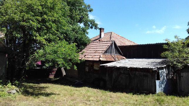 Casa la munte sat Balcesti, Comuna Capusu Mare