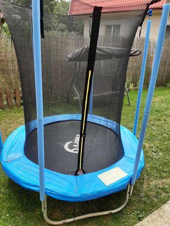 Trambulina Mappy cu plasa de protectie, 183cm