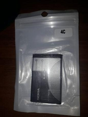 Продам новые батарейки Nokia BL-4C