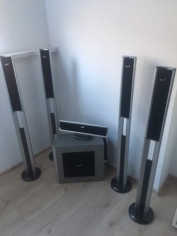 Home Theater Speaker System 5.1 GENIUS