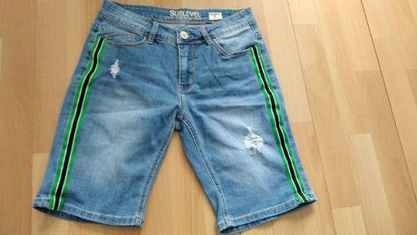 дамски дънови къси панталони sublevel