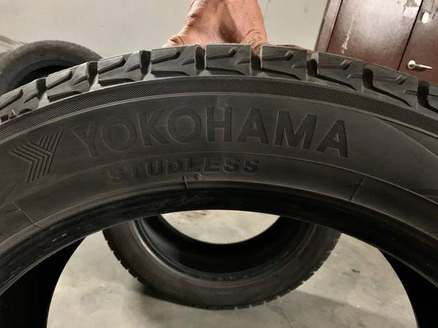 Зимние шины Yokohama IceGuard 275/50 21