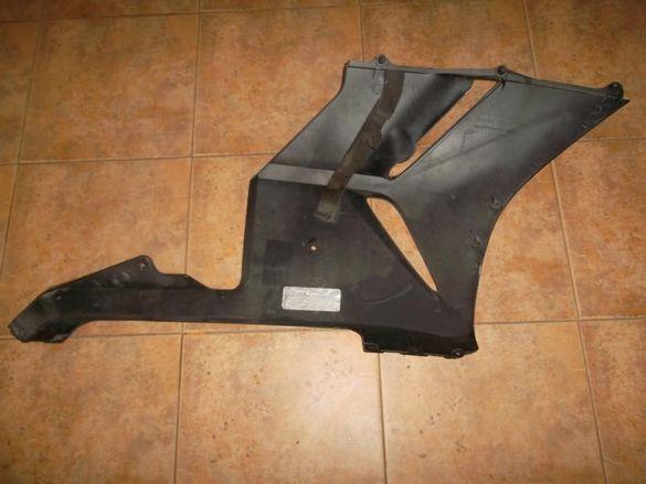 Страничен ляв спойлер за Honda CBR 1000 RR 2004 - 2006г