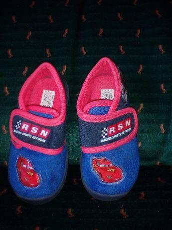 Pantofiori de casă băiețel, mărimea 20