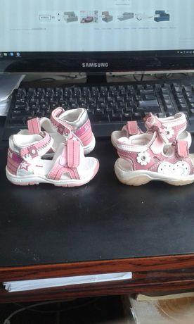 Бебешки обувки почти нови