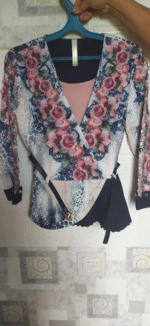 Женский костюм 2-ка юбка+ жакет Турция.