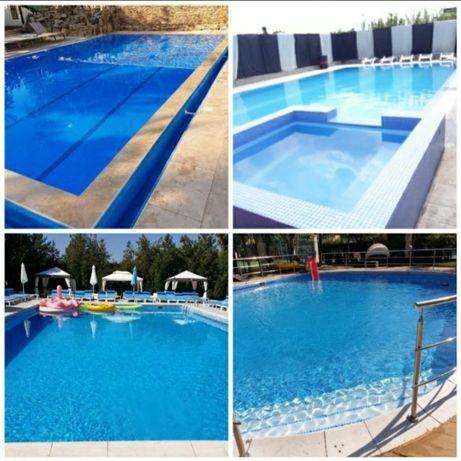 Construcții, renovări și întreținere piscine