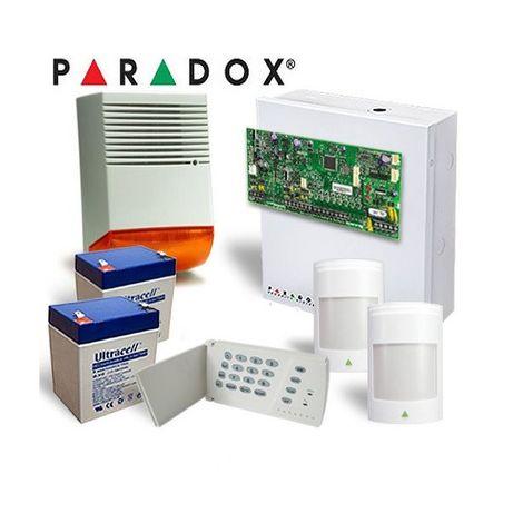 Alarma Paradox - Sistem Supaveghere si Videointerfon Hikvision