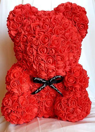 Мече от вечни рози 40см.