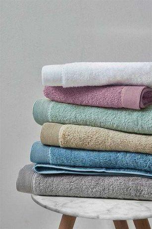 Хлопковые банные полотенца