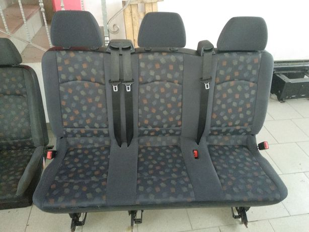 Bancheta (scaun,canapea) mercedes vito(viano)