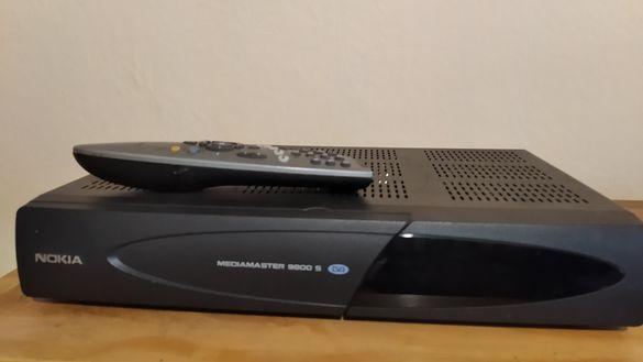Сателитен приемник Nokia Mediamaster 9800s