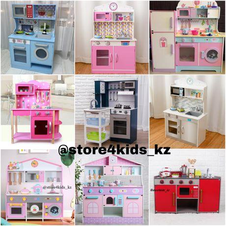 Деревянные кухни детские (самые низкие цены, огромныц выбор)