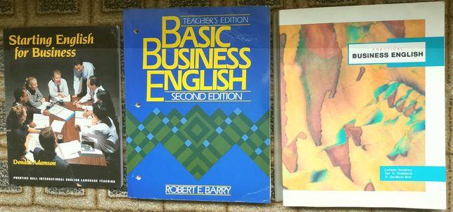 Cursuri de Business English – 3 volume
