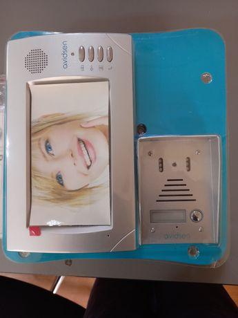 Video interfon color