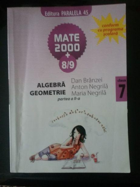 Mate 2000, clasa a 7 a