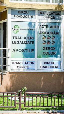 Acte auto non-stop, Traduceri, Apostile, Asigurări (RCA)