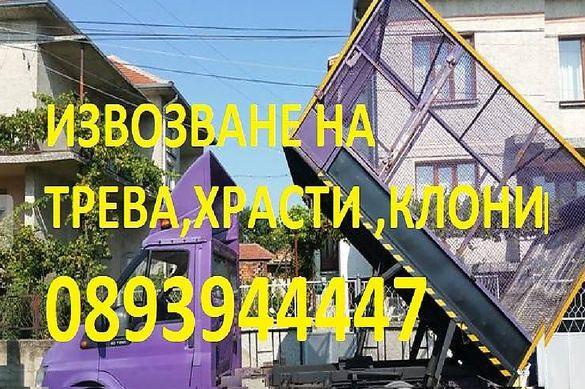 Почистване на БУРЕНЯСАЛИ дворни места и парцели /РАЗУМНИ ЦЕНИ/
