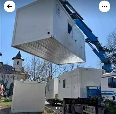 Vand containere modulare tip birou
