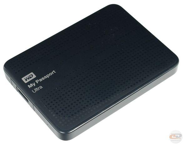 Портативный внешний жесткий диск Western Digital 500gb