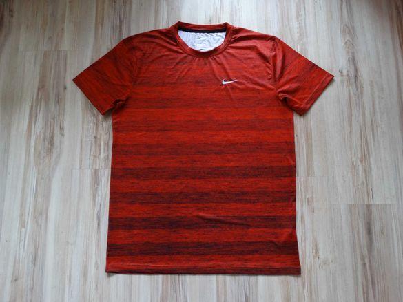 Найк Nike Dri Fit мъжка тениска размер XXL