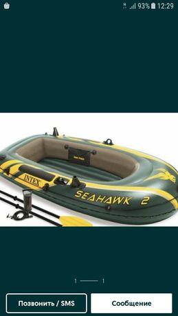 Продается лодка резиновая бу в хорошем состоянии