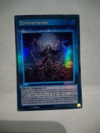 Yugioh Zombie Master