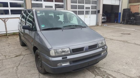 Продавам на Части Fiat ulysse 2.1 Дизел