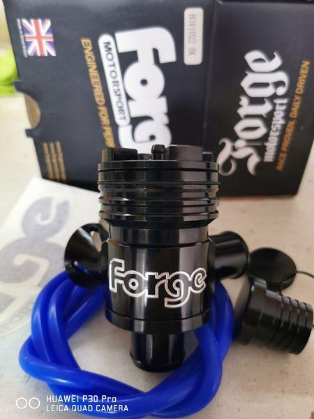 Forge блоуоф разтоварващ клапан blowoff боуоф блоуофф 1.8т рециркулац гр. Стара Загора - image 1