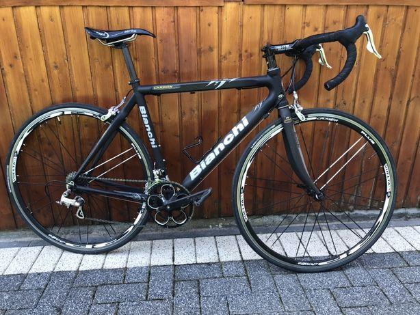 Bianchi carbon 7,5 kg 2*10vit