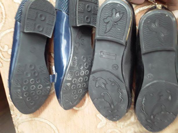Продам обувь для девочки и мужскую  обувь