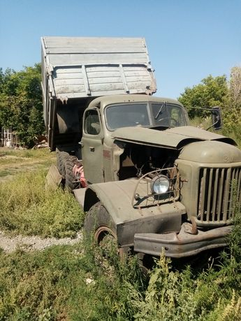 продам ЗИЛ 157,бензин.