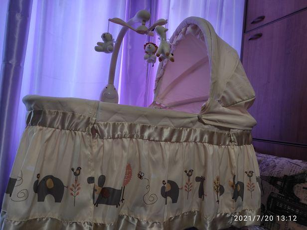 Кроватка - люлька для новорожденных реальному покупателю торг