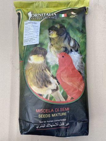 Hrana pentru papagali si canari