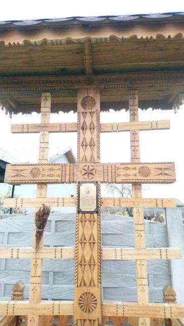 Tamplarie Sculptura Lemn Porti Troite Foisoare Leagane Terase