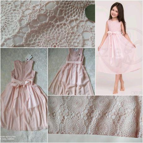 Платье бальное брендовое