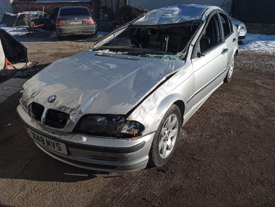 На части БМВ Е46 320д 136 коня BMW e46 320d 136hp фар стоп капак салон
