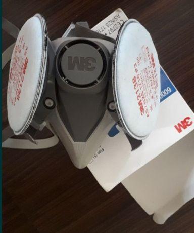 Masca 3M 6200 filtre Rounde 2138 p3 , 150 lei