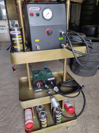 Curățare injectoare diesel/benzină, fără demontare, orice model auto.