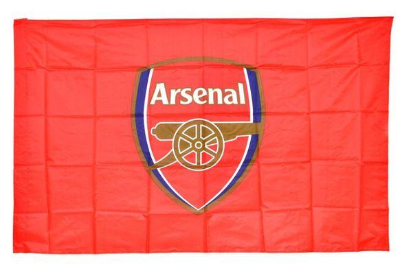 Знаме на Арсенал и Байерн Мюнхен с размери: 90 х 145 см.
